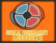 Unreal Tournament  Announcer for TF2 COMPETITIVE preview
