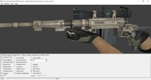 CheyTac InterVention M200 - ReWorked WiP preview