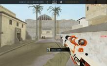 CSGO's Spectator GUI (WIDESCREEN) preview
