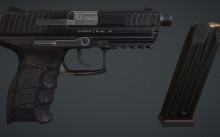 H&K P30 preview