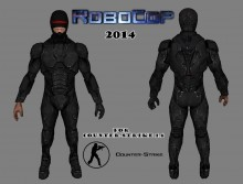 Robocop 2014 WiP preview
