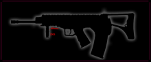G36c / FN SCAR Mix Skin preview