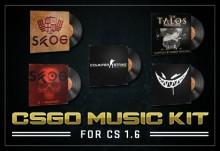 CSGO Music Kit for CS 1.6 preview