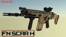 [CS:S] KF2 SCAR WiP preview