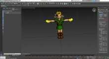Young Link over Toon Link preview