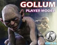 Gollum Skin preview