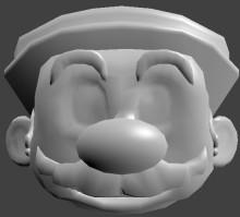 Mario Head preview