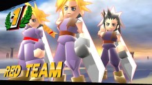 FF7 Overworld Cloud Pack WiP preview