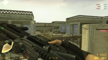 HK 416 CQB on Lynx9810's anims preview