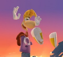 Trophy Model Rayman preview