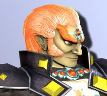 Ganondorf - Ocarina of Time Themed Armor preview