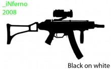 iNferno's UMP/MP5/AK74u Mix Co Skin preview