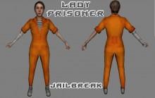 Joi prisoner girl Skin preview