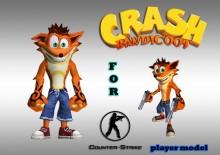 Crash bandicoot Skin preview