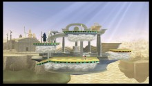 [WIP] Skyworld over Palutena's Temple Omega preview