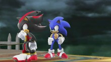 An *actual* Shadow the Hedgehog Moveset preview