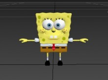 SpongeBoB Wip preview