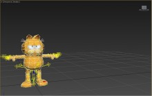 Garfield Over Villager (Needs serious help) preview