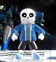 Sans Model Import WIP Second Update preview