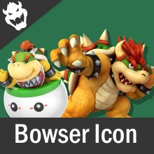 Bowser Series Icon preview