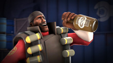 Demoman FP Animations Re-Made WiP preview