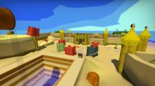 Summer Jailbreak Map preview