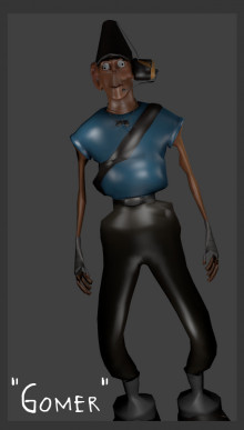 God Awful model edits preview