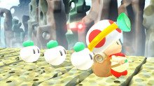 Captain Toad WiP preview