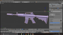 M4A1 Remake preview