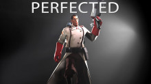 Medic First Person Animations Perfected preview