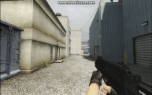 Hyper's MP7 (Crossfire Animtion) preview