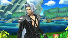 Sephiroth Moveset preview