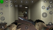 Enhance Mw3 weapon in cs 1.6 android preview