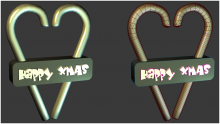Candy Cane Thread preview