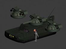 J Edgar Hovercraft SCar preview