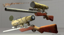 Hunting Rifle preview