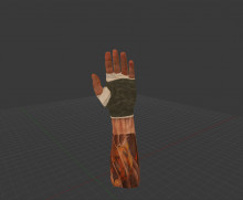 CS:S Leather Handwraps preview
