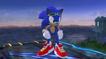 Free Riders Sonic (W.I.P.) preview
