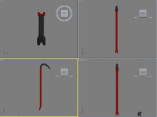 Loyen's Crowbar preview