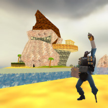 DK Island - DK64 preview
