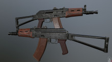 AK74U (Another one) preview