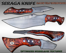 SERAGA Knife preview
