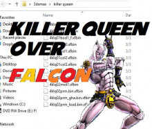 Killer Queen Over Falcon (help requested) preview
