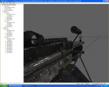 Default M249 Retex preview