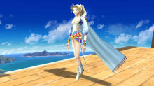 FFVI Terra Branford over Zelda (Multiple Costumes) preview