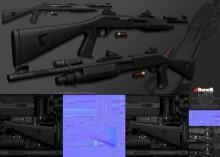Benelli M3 Super 90 Skin preview