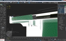 High Poly M92 preview