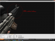 Rctic's deleted scenes sg552. Skin preview