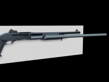 Benelli M3 Shotty Thread preview