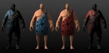 Caveman Pyro progress Map preview
